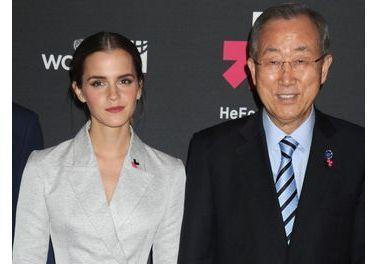 Emma Watson s'engage pour l'égalité des sexes : son émouvant discours aux Nations unies