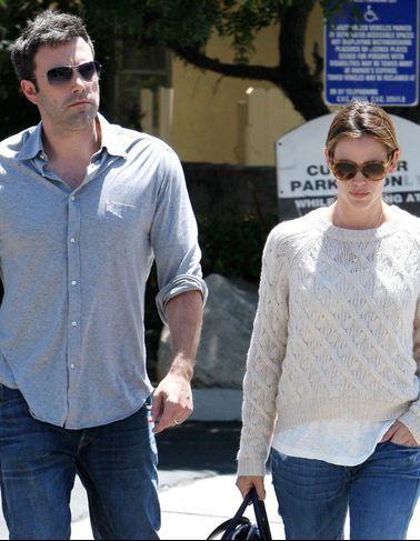 Jennifer Garner Et Ben Affleck En Vacances Après L'...