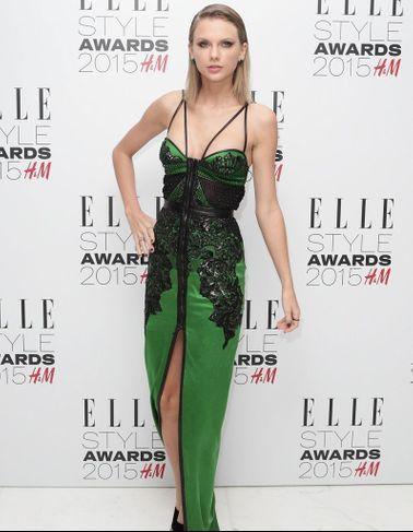 Taylor Swift, Diane Kruger Et Cara Delevingne, Star...