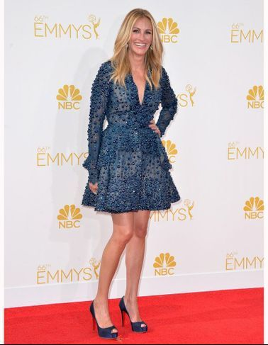 Emmy Awards 2014 : qui a réussi l'épreuve du tapis rouge ?