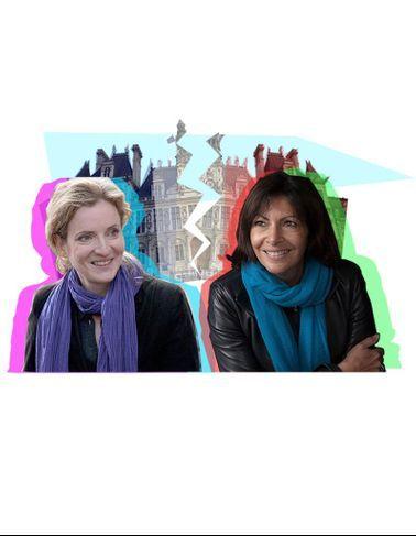 Nathalie Kosciusko-Morizet / Anne Hidalgo : Paris à tout prix
