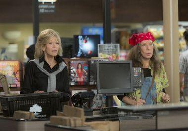 « Grace et Frankie » : la nouvelle série de la créatrice de « Friends »