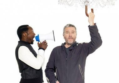 TV ce week end on prend l apero avec Will.i.am et Philippe Starck