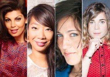 Humour : 4 filles qui nous font rire !