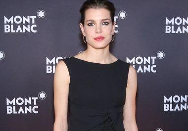 Charlotte Casiraghi, nouvelle ambassadrice princière de Montblanc