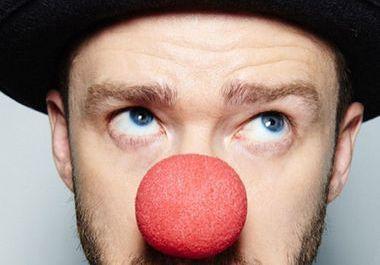 Les Instagram de la semaine : Justin Timberlake joue les clowns !