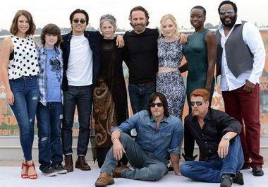 The Walking Dead: à quoi ressemblent les acteurs en vrai?