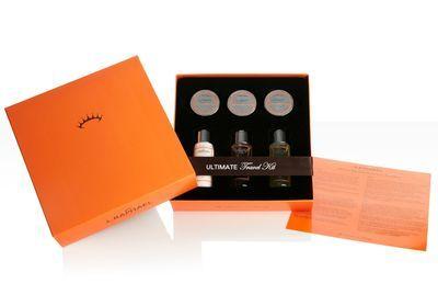 #ELLEBeautyCrush : L.Raphael, lance deux kits beauté, indispensable pour nos prochains voyages