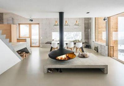 4 raisons de craquer pour Focus, les cheminées design qui rendent l'hiver cosy