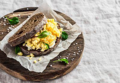 Voici l'ingrédient secret pour des oeufs brouillés parfaits