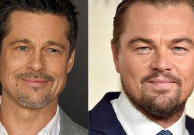 Brad Pitt et Leonardo DiCaprio dans le même film : la 1ère photo qui va exciter les cinéphiles