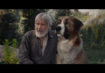 Omar Sy et Harrison Ford réunis dans le film « L'Appel de la forêt »