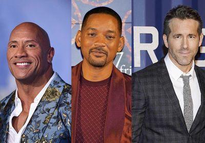 Qui sont les dix acteurs les mieux payés au monde ?