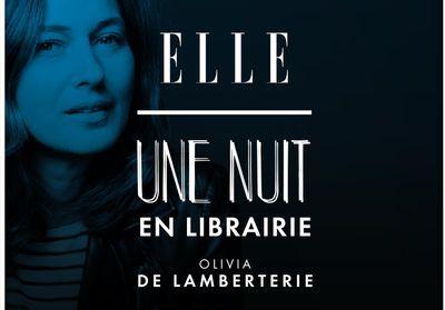 Une nuit en librairie : Monica Sabolo est l'invitée du podcast littéraire de ELLE