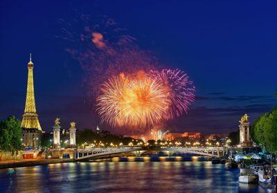 Les meilleurs endroits pour voir le feu d'artifice du 14 juillet à Paris