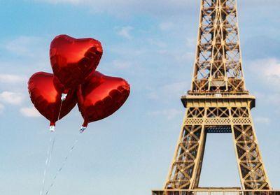 Saint-Valentin à Paris : nos idées pour une soirée réussie