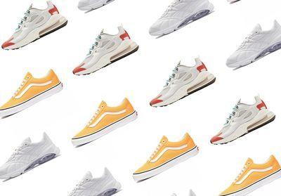 20 paires de baskets pour homme qui claquent