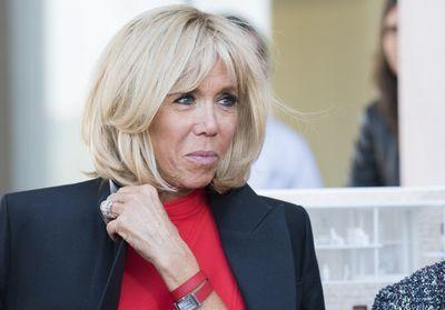 Brigitte Macron : Son manteau dont on est déjà accro
