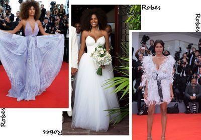 Tina Kunakey : retour sur ses plus belles robes