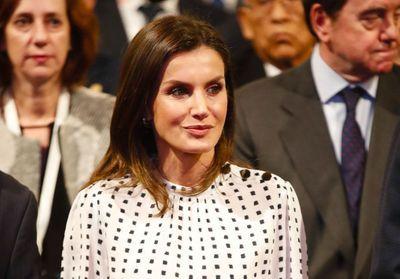 Zara, Mango... Comment Letizia d'Espagne se fait un look de reine à petit prix