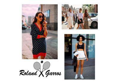 Comment s'habiller pour Roland Garros ?