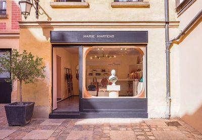 #ElleFashionSpot : la nouvelle boutique Marie Martens à Versailles