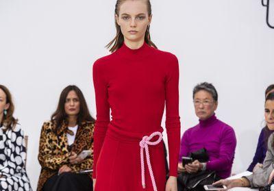 Fashion Week de Londres : Victoria Beckham fête ses 10 ans avec un défilé hors du commun