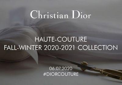Fashion Week : suivez en direct le défilé Dior