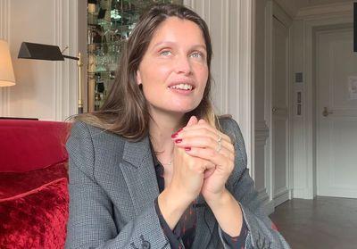 Laetitia Casta : « On a souvent une vision très superficielle de la mode mais il y a souvent des choses très profondes derrière »