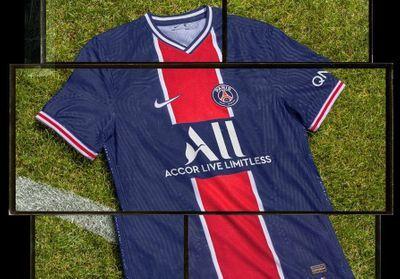 Paris Saint Germain : un nouveau maillot pour les 50 ans du club