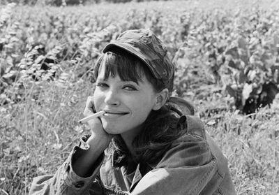 Anna Karina : décès de l'actrice et chanteuse, icône de la Nouvelle Vague
