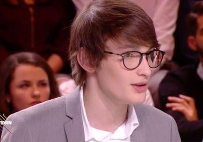 Aurélien Enthoven, fils de Carla Bruni, dénonce ceux qui ont dévoilé son identité