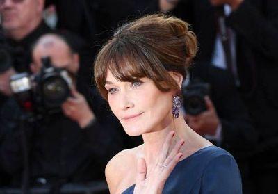 Carla Bruni : son émouvante déclaration d'amour à Nicolas Sarkozy