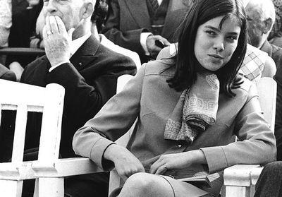 Caroline de Monaco : 62 ans de chic sur le Rocher