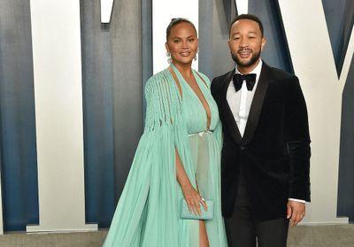 Chrissy Teigen et John Legend attendent leur troisième enfant