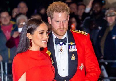 Coronavirus : Meghan Markle et le prince Harry inquiets pour la reine Elizabeth II