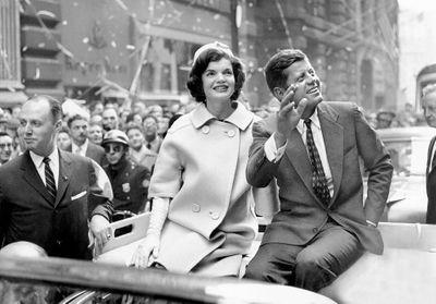 Couple de légende : Jackie et John Fitzgerald Kennedy, duo mythique au sommet de l'Amérique