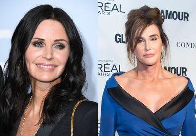 Courteney Cox plaisante sur sa ressemblance avec Caitlyn Jenner