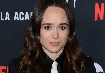 Ellen Page fête le mois des fiertés en posant nue avec sa femme