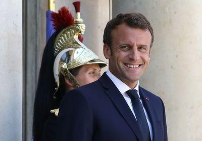 Emmanuel Macron pourrait jouer lors d'un match de football événement
