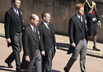 Funérailles du prince Philip : ce que le prince Harry et le prince William se sont vraiment dit