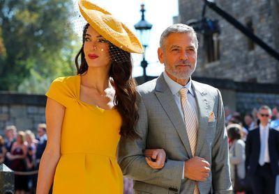 George Clooney : « Meghan Markle est pourchassée comme l'était Diana »