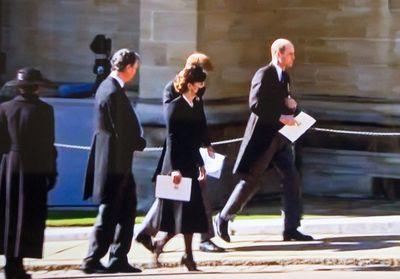 Harry, William et Kate Middleton ensemble aux funérailles du prince Philip : la photo des retrouvailles que tout le monde attendait !