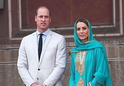 Kate Middleton et le prince William : ils ont échappé de peu à un accident d'avion au Pakistan