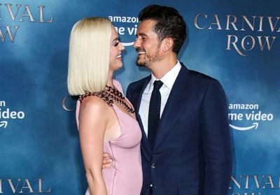 Katy Perry et Orlando Bloom : duo complice sur le tapis rouge