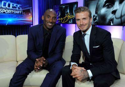 Kobe Bryant : son ami David Beckham lui rend un vibrant hommage sur Instagram
