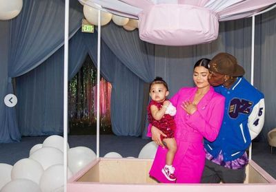 Kylie Jenner : Découvrez les photos de l'incroyable premier anniversaire de sa fille Stormi