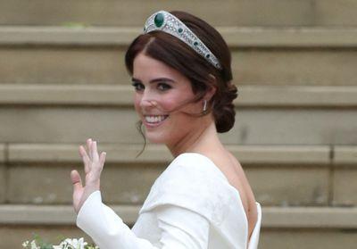 La princesse Eugenie partage un cliché inédit de son fils August