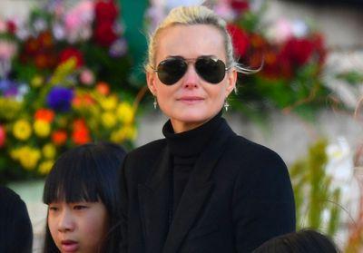 Laeticia Hallyday : en vacances avec Hélène Darroze pour oublier la polémique