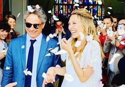 """Frédéric Beigbeder très heureux pour son ex Laura Smet : """"L'un des plus beaux mariages où je suis allé"""""""